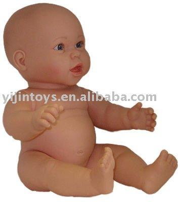 full body vinyl doll