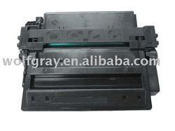 Virgin empty toner cartridge for HP 7551x