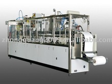 4 IN 1 Fully Automatic Jam Filling Machine