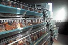 otomatik tavuk kafesi sistemi