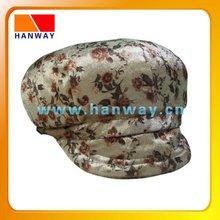 women's velvet newsboy hat