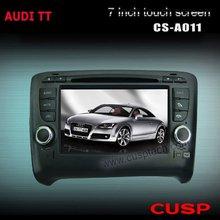 car audio for AUDI TT
