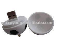 Wonderful football USB flash drive pendant gift
