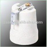 Porcelain bulbholder E40
