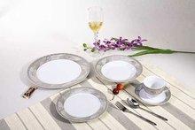 Porcelain dinner set ceramic cookware