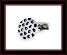 fashion diamond round wholesale cufflinks