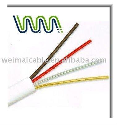 Téléphone câble code couleur téléphone fil