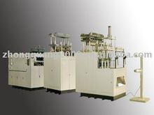 ZG-650-B FULL AUTOMATIC PLASTIC FRUIT TRAY MACHINE