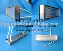 Quartz infared heater emitter and quartz heater elements 20110329
