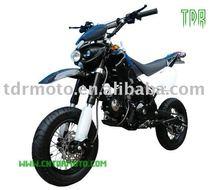 Electric start & Kick start dirt bike 125cc