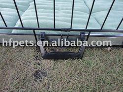 Black dog cage,folding dog cage,metal dog cage