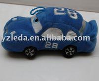 blue car toys plush toys car for kids stuffed car