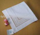 Handmade Hemstitch linen napkin