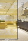 acid etched decorative glass, Titanium coated glass, art glass