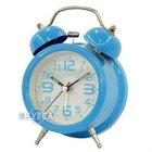 Metal Double bell alarm Clock #6025B