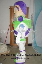No hay. 1473 buzz lightyear traje de la mascota