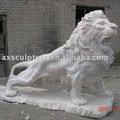 León de mármol de la escultura ( fábrica )