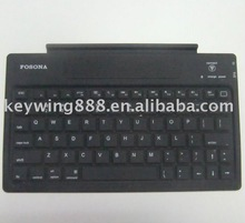 Bluetooth Wireless 100% silicone computer keyboard for laptop