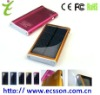 2600mAh solar charger iphone 4