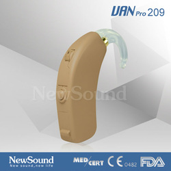 Digital trimmer based hearing aid-VAN209