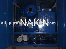 Outdoor Operational Transformer Oil Regeneration Dehydrator Plant