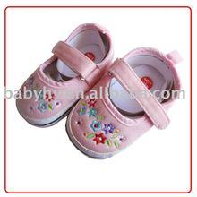 Funky e melhor qualidade bebê andar de sapatos BH GB164