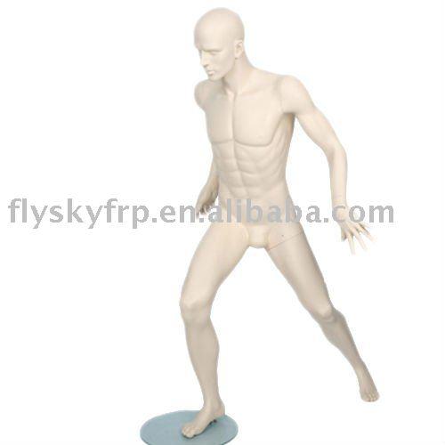 FRP sport mannequin