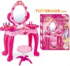 Plastic dressing table toy for kid ZZH111262