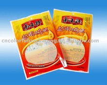 high temperature cooking bags, frozen bags;