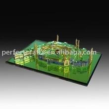 CB031 architecture building model