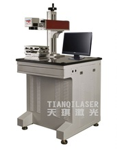 Fiber laser printting tools