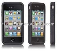 2011 fashion silicon Tires grain phone cover for iphone