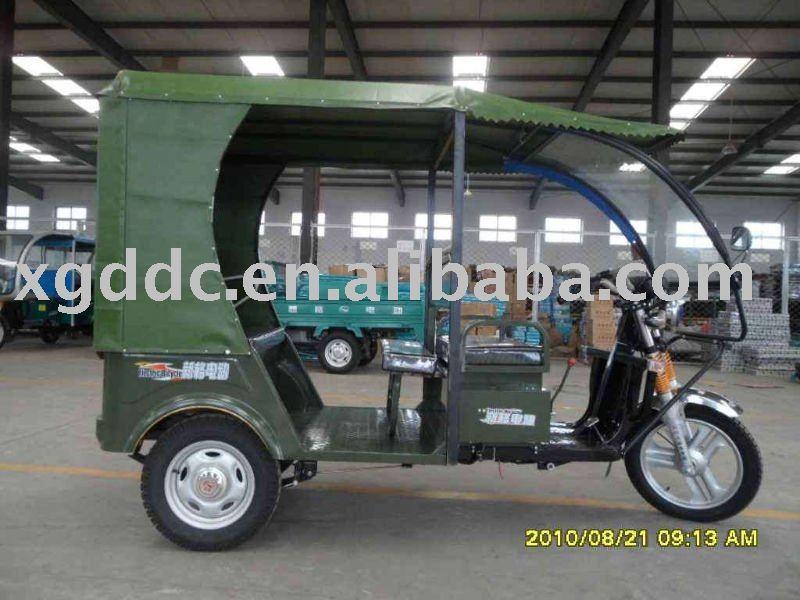 3 wheel electric vehicle