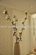 Magic decoration branches lights,Christmas tree