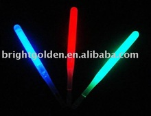 8cm glow in the dark lollipop stick China Yiwu facotry supply
