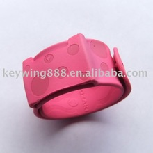 Papa strap band silicone protective cover for MP3