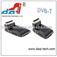 Mini DVB-T tv receiver box