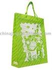 Model JY-2018 Environment-friendly hand PP shopping bag PP gift bag PP promotion bag