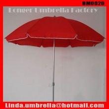 [BM0026] Aluminum frame&shaft&ribs Beach Umbrella