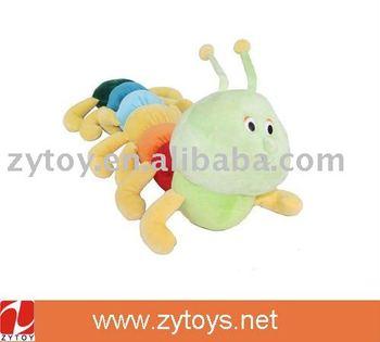 Plush Centipede