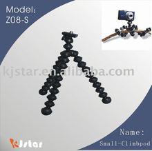 Z08-S camera gorillapod plastic 45g pocket camera flexible tripod