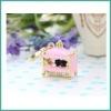 Cristal 2011fashion colgante de joyería