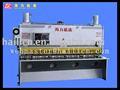 Metal hidráulica máquina de corte