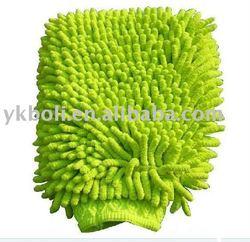 Microfiber Chenille Glove,car washing glove.car wash mitt