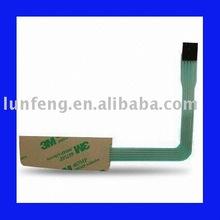single membrane switch