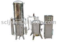 GJZZ-100 Stainless steel auto descaling water distiller