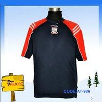 100 polyester t shirt blank(AT-986)
