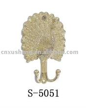 (S-5051)carton shape handcarft holdback hanger support
