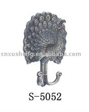 (S-5052)carton shape handcarft holdback hanger support