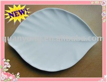 Tree Leaves Shape Hotel Dinner PLATE